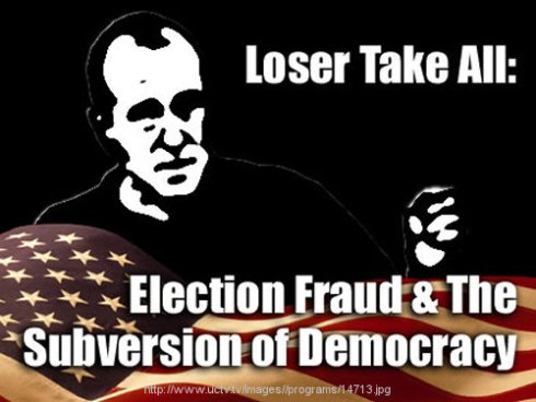 Elections Fraud: Rigged Voting Machines