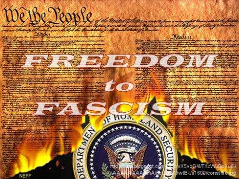 Freedom to Fascism Redux