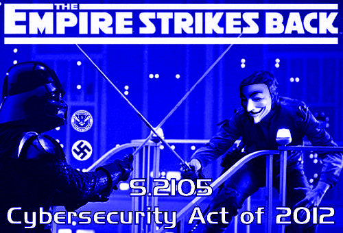 S.2105 Cybersecurity Act of 2012