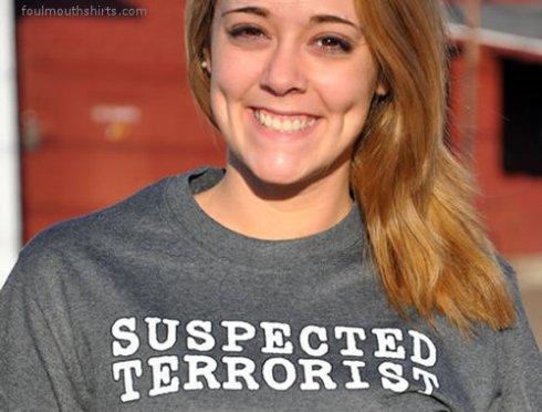 Suspected Terrorist