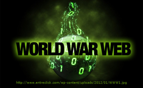 World War Web Advisory #6: NSA Big Brother Utah Data Center T